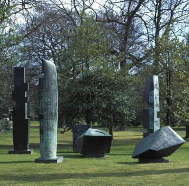 Amplified Tour: Outdoor Sculpture