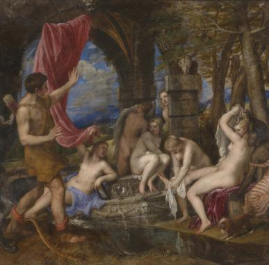 Gallery Social: Titian | Love, Desire, Death (for anyone affected by dementia)
