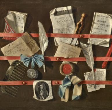 In Focus: Early Paintings in the Scottish Collection