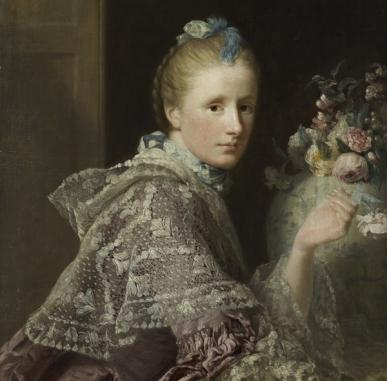 A History of Fashion in Art