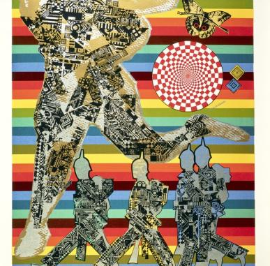 Warhol and Paolozzi Tour