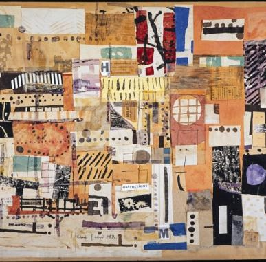 Art for Absolute Beginners 10: Collage