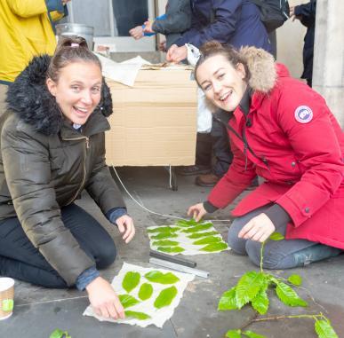 Creative Exchange: Outdoor Learning