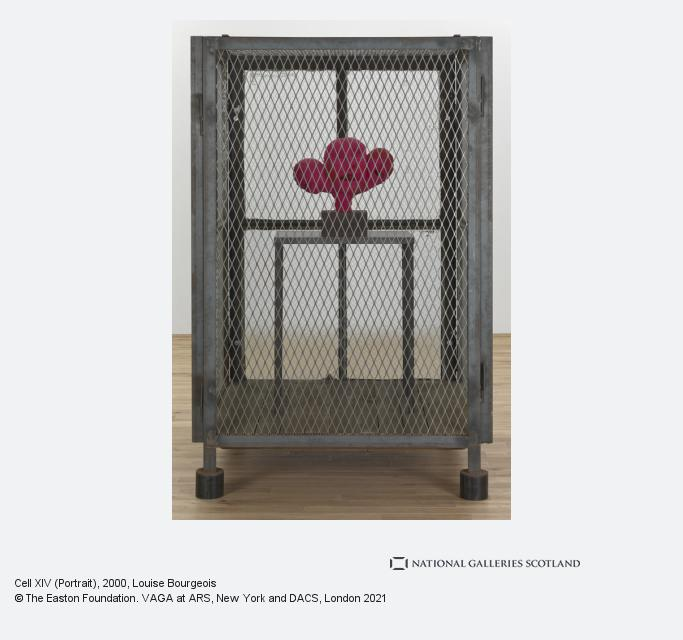 Louise Bourgeois, Cell XIV (Portrait)