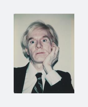 Self-Portrait in Dark Suit (1986)