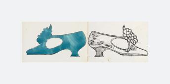 Blue Shoe (1955)
