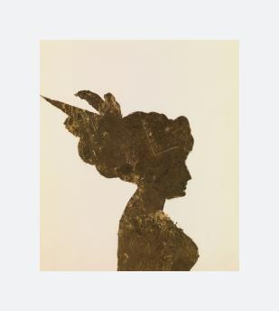 Woman with Hat (1957)