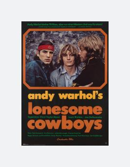 Andy Warhol's LONESOME COWBOYS (1978)