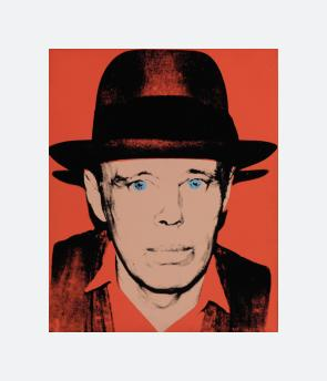 Portrait of Joseph Beuys (1980)