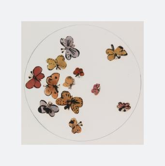 Tondo (Butterflies) (1955)