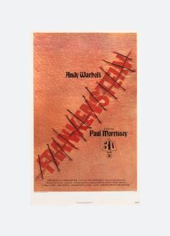 Andy Warhol's FRANKENSTEIN (1974)