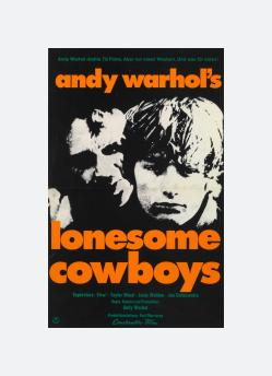 Andy Warhol's LONESOME COWBOYS (1968)