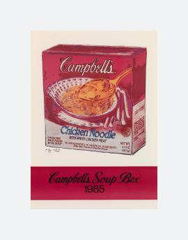 Campbell's Soup Box (1985)
