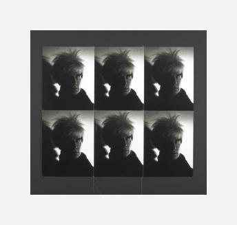 Self-Portrait (1976 - 1986)