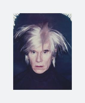 Self-Portrait with Fright Wig (1986)