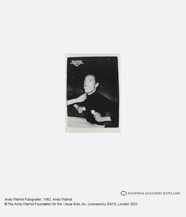 Andy Warhol, Andy Warhol Fotografier (1982)
