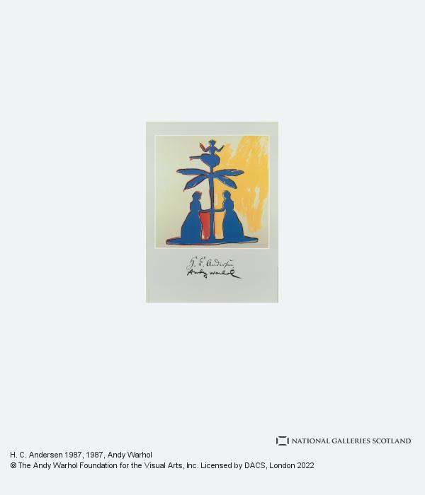 Andy Warhol, H. C. Andersen 1987 (1987)