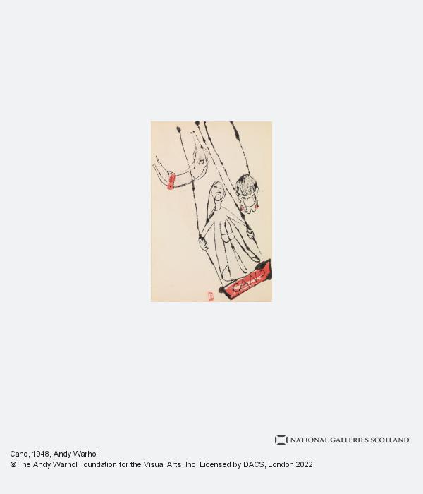 Andy Warhol, Cano (1948)