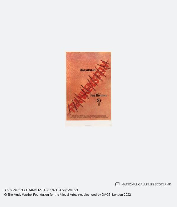 Andy Warhol, Andy Warhol's FRANKENSTEIN (1974)