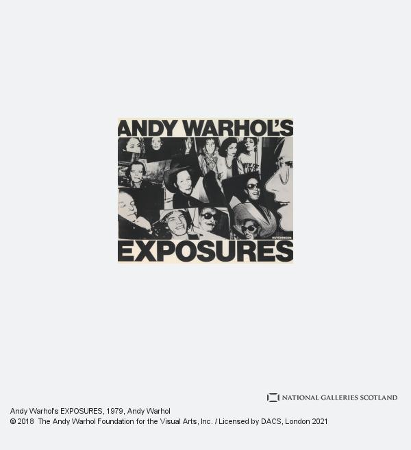 Andy Warhol, Andy Warhol's Exposures (1979)