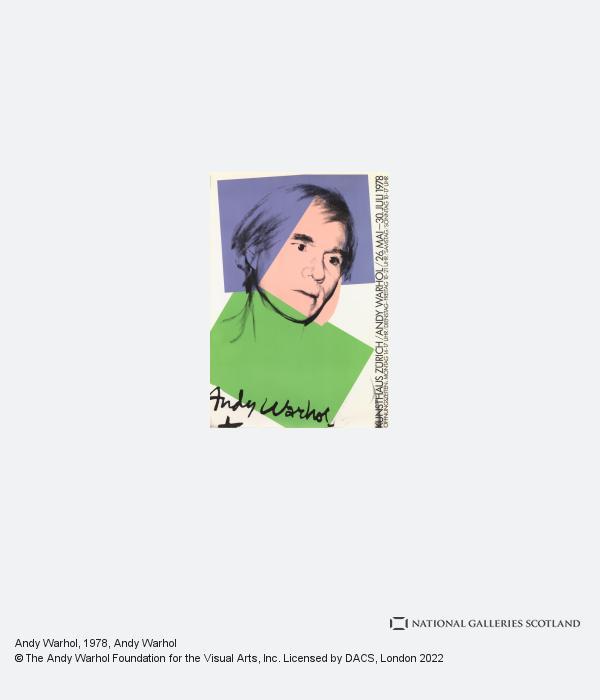 Andy Warhol, Andy Warhol (1978)