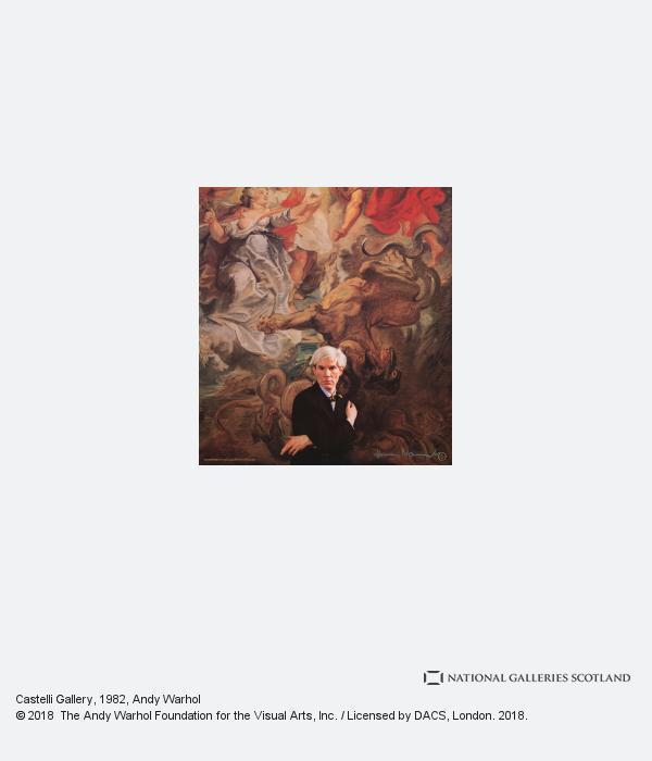 Andy Warhol, Castelli Gallery (1982)