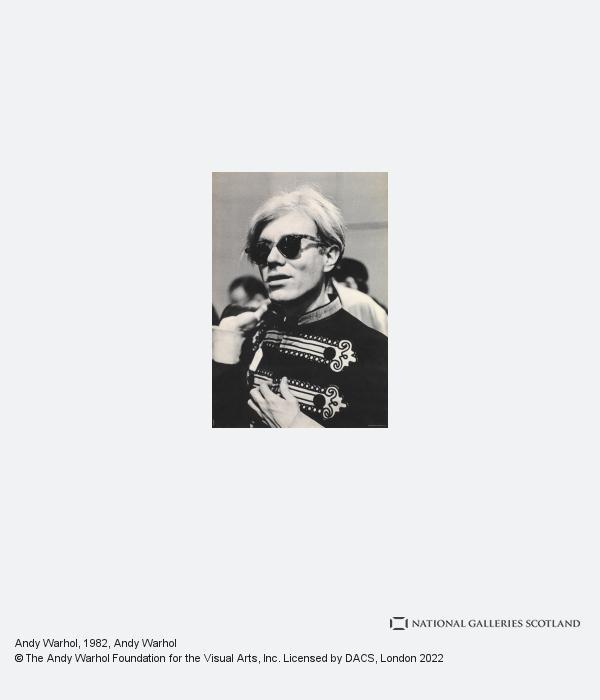 Andy Warhol, Andy Warhol (1982)