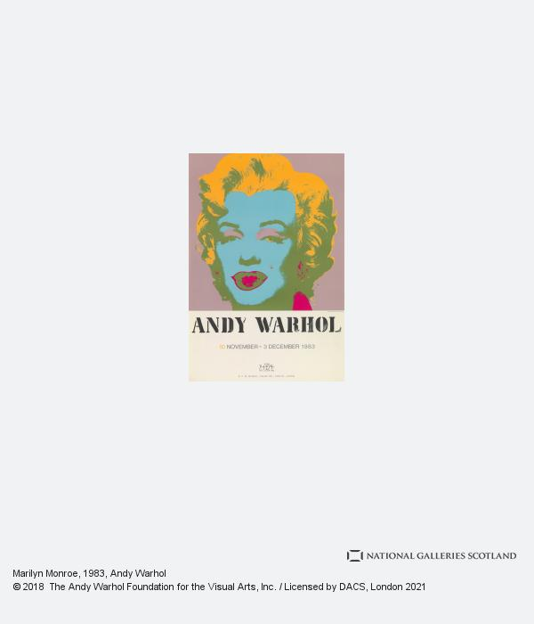Andy Warhol, Marilyn Monroe (1983)