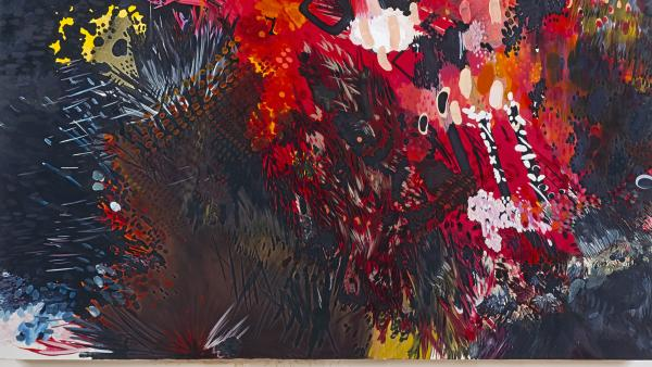 Victoria Morton, Dirty Burning, 1997. © The Artist