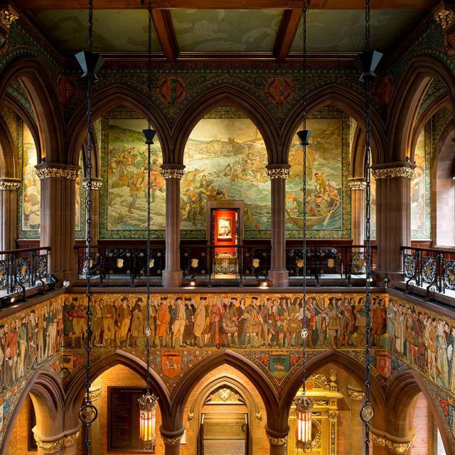 Scottish National Portrait Gallery visit