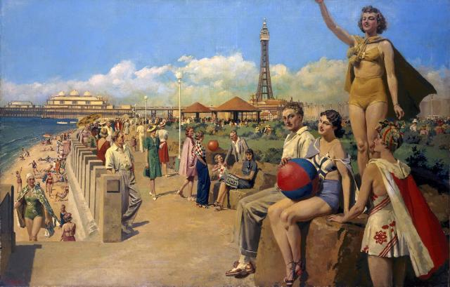 Blackpool by Fortunino Mataria