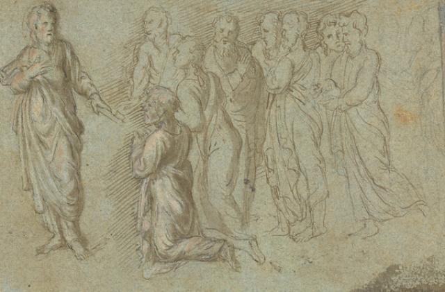 Raphael (Raffaello Santi) | National Galleries of Scotland