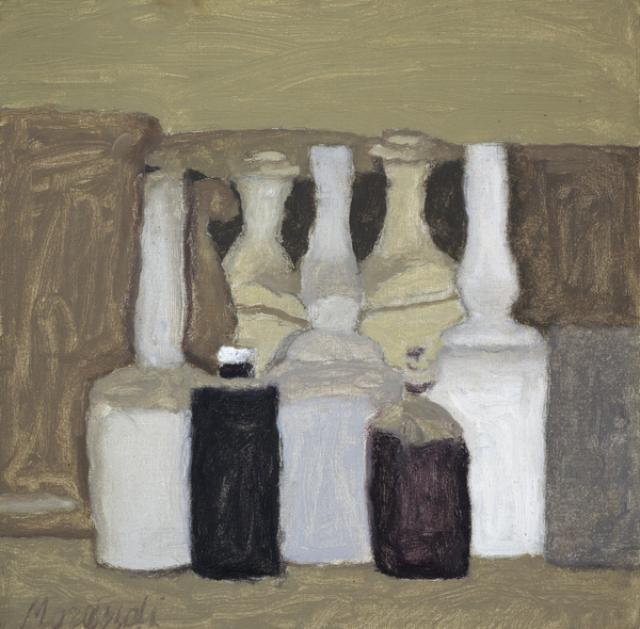 Giorgio Morandi National Galleries Of Scotland