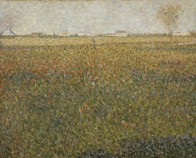 Georges Seurat National Galleries Of Scotland