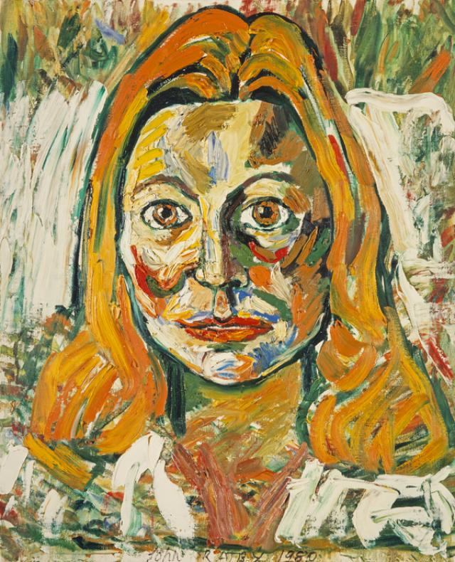 John Bratby | National Galleries of Scotland