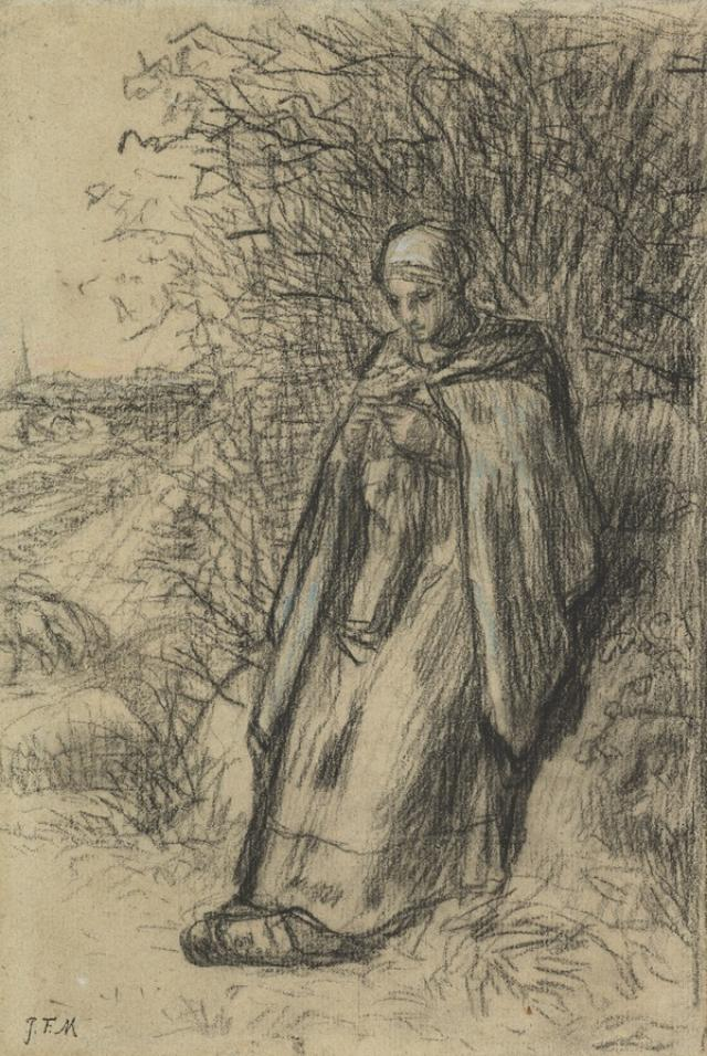 jeanfrancois millet national galleries of scotland