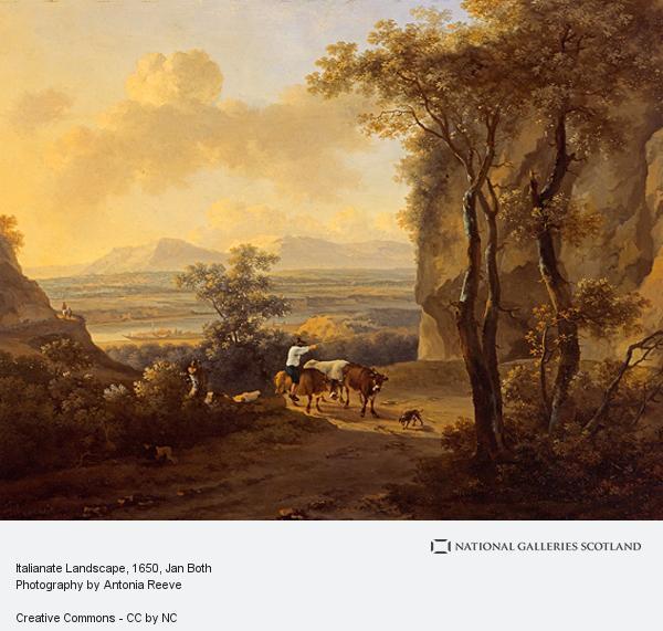 Jan Both, Italianate Landscape