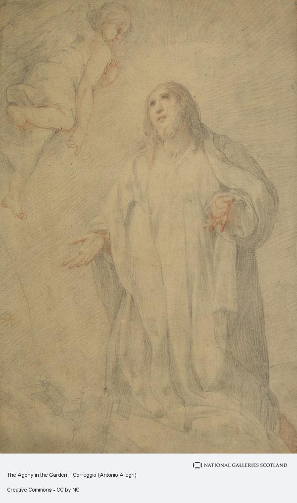 Correggio (Antonio Allegri), The Agony in the Garden