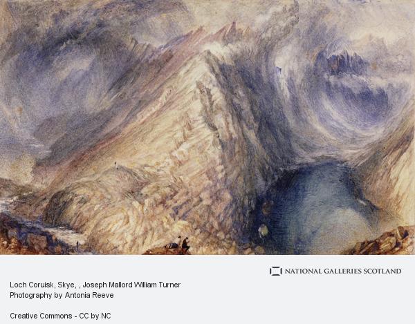 Joseph Mallord William Turner, Loch Coruisk, Skye