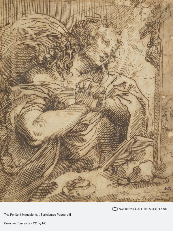 Bartolomeo Passerotti, The Penitent Magdalene