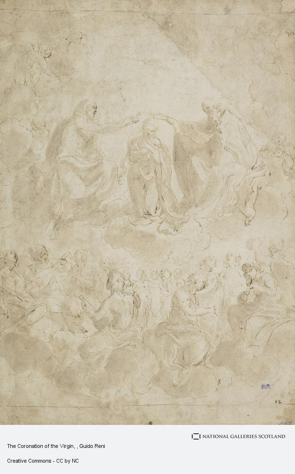 Guido Reni, The Coronation of the Virgin