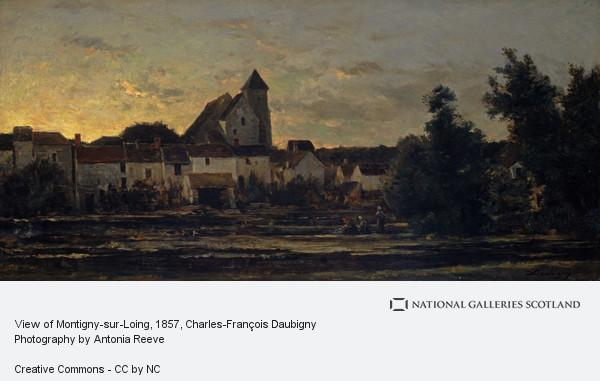 View of montigny sur loing national galleries of scotland - Garage montigny sur loing ...