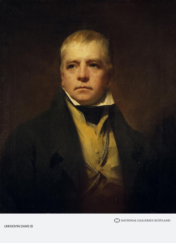 Sir Henry Raeburn, Sir Walter Scott, 1771 - 1832. Novelist and poet