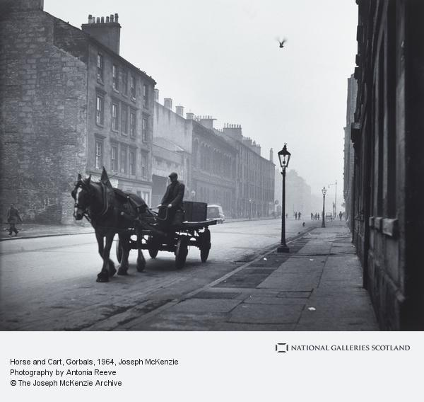 Joseph McKenzie, Horse and Cart, Gorbals