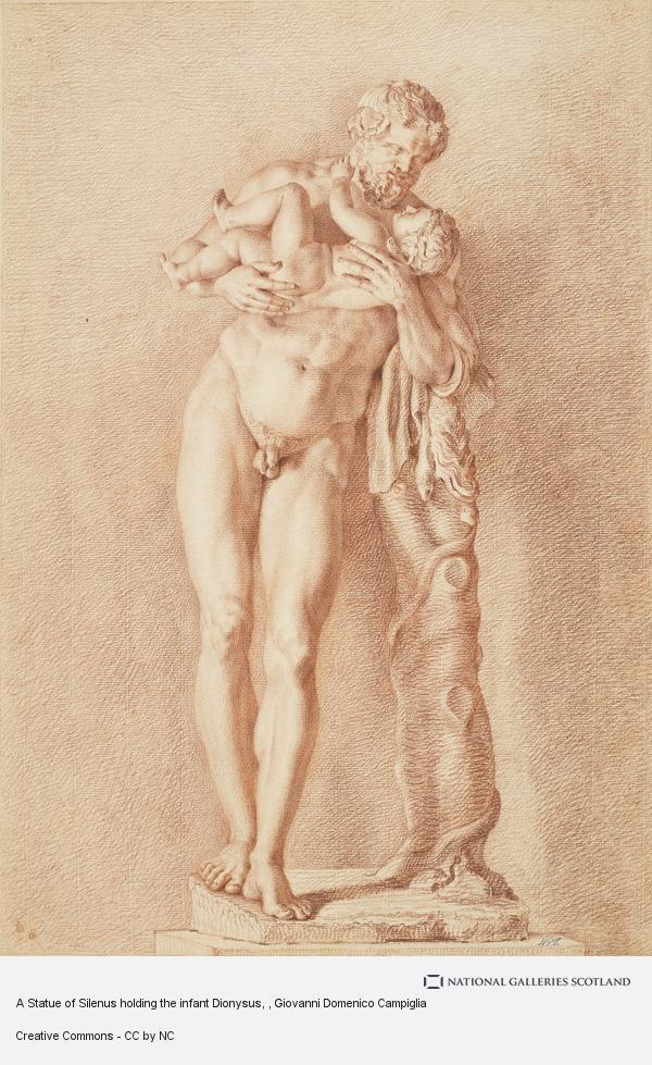 Giovanni Domenico Campiglia, A Statue of Hercules
