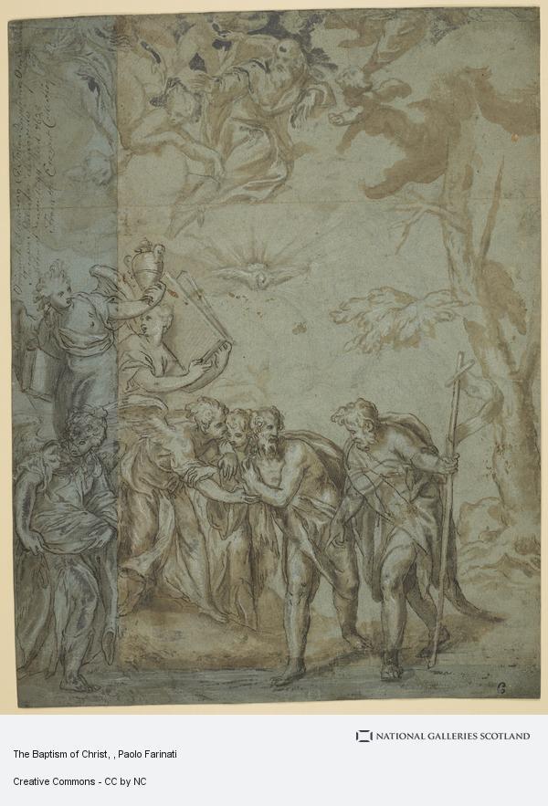 Paolo Farinati, The Baptism of Christ