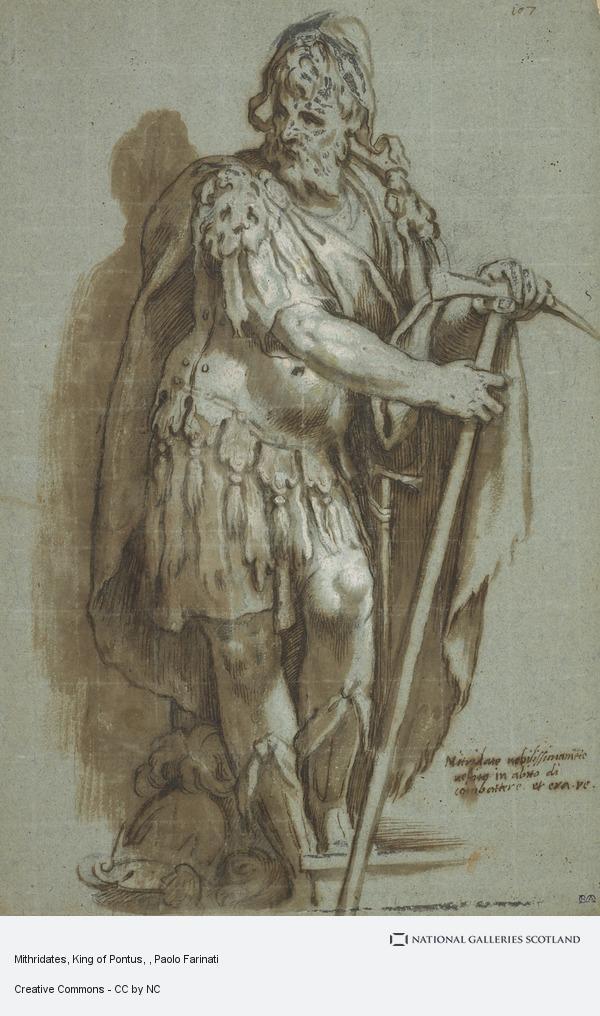 Paolo Farinati, Mithridates, King of Pontus