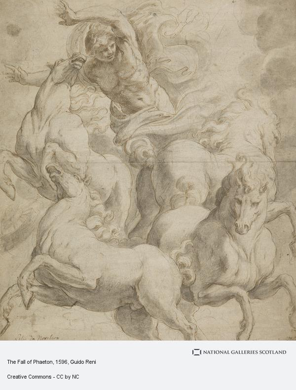 Guido Reni, The Fall of Phaeton