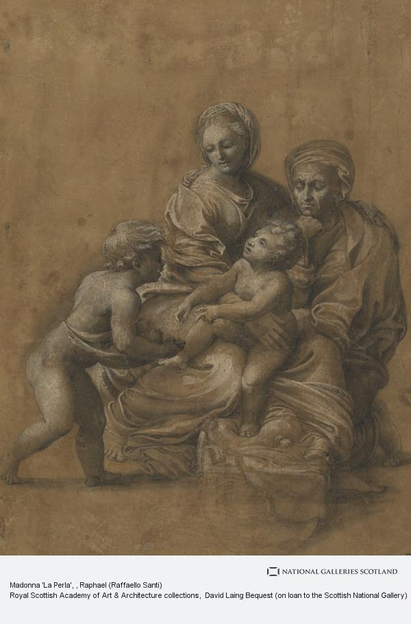 Raphael (Raffaello Santi), Madonna 'La Perla'