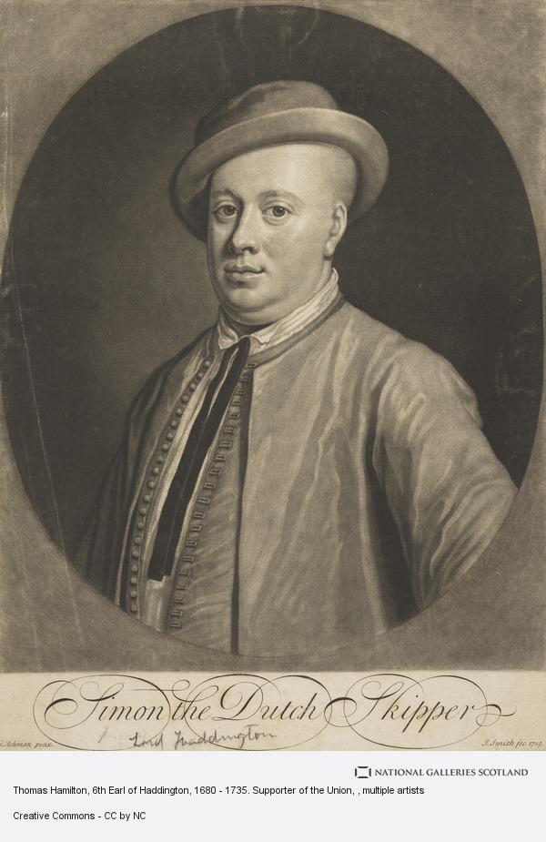 John Smith, Thomas Hamilton, 6th Earl of Haddington, 1680 - 1735. Supporter of the Union